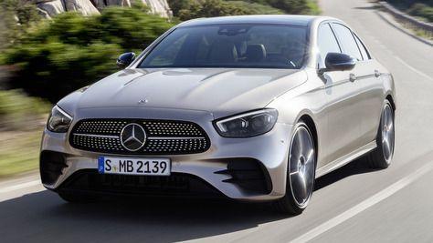 Menschen mit Behinderungen: Mercedes-Benz E Klasse für 289€ monatlich (effektiv 330€) LF 0,5