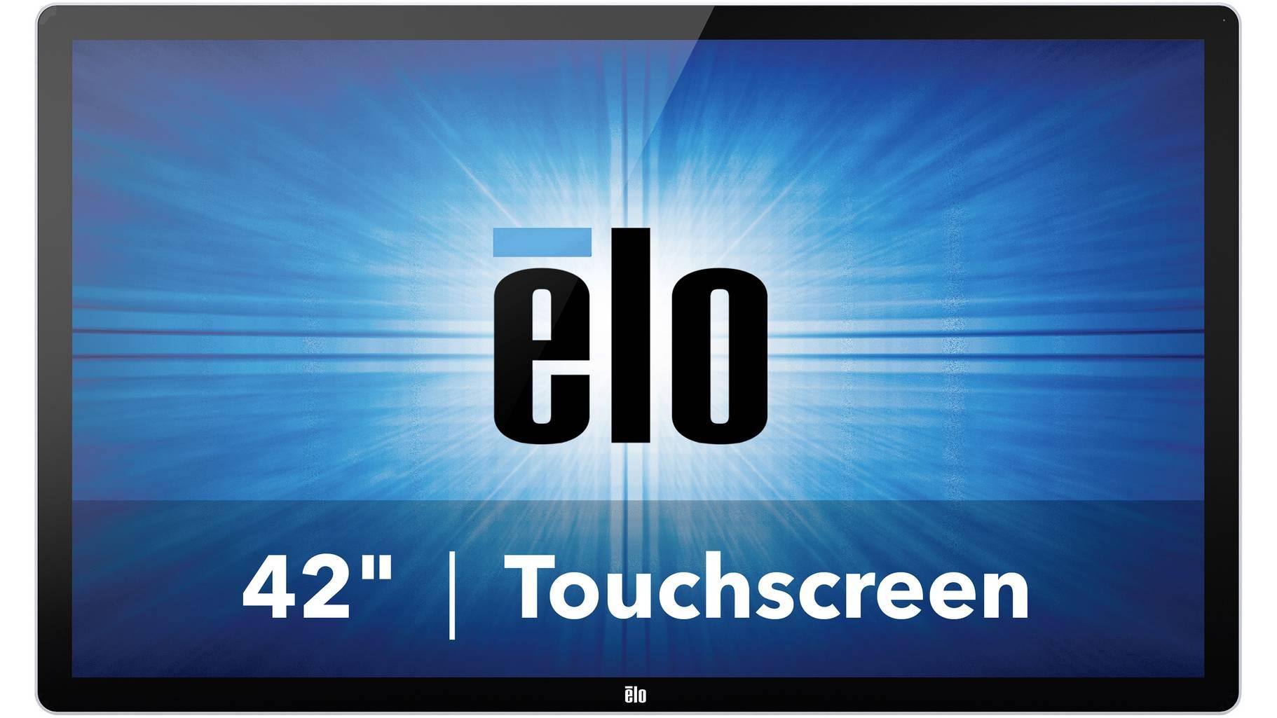 Elo Touch Solution 4202L Touchscreen-Monitor EEK: B (A+ - F) 106.7cm (42 Zoll) 1920 x 1080 Pixel 16:9 8 ms HDMI®, VGA