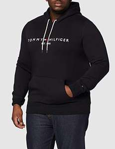 Tommy Hilfiger Logo Flex Fleece Hoody (XS - XXL) [Amazon]
