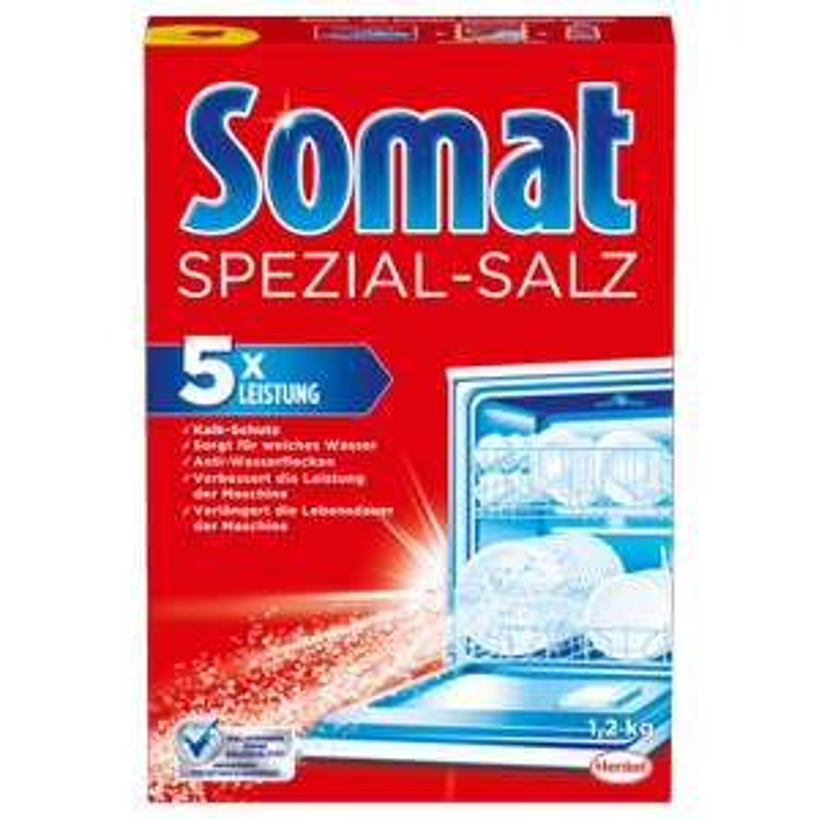 [Kaufland Do-Mi] 20% auf alle Somat Produkte z.b. 10x Spezial Salz mit Coupon für 2,60€ (Stückpreis 0,26€)