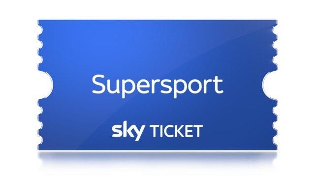 Sky Supersport Ticket monatlich kündbar - bis zu 12 Monate 25% Rabatt [Neukunden] [Bestandskunden: abgelaufen]