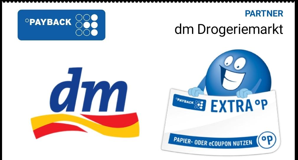 Payback Neuer 20 Fach ab 2€ bei DM