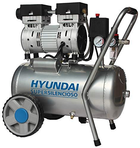 Hyundai HYAC24-1S Silent Kompressor Druckluft Leise @amazon Vorbestellung