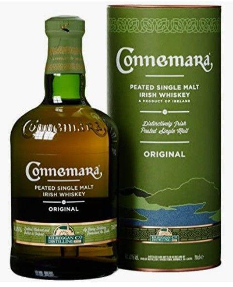 [prime Sparabo] Connemara Single Malt Irish Whisky mit Geschenkverpackung