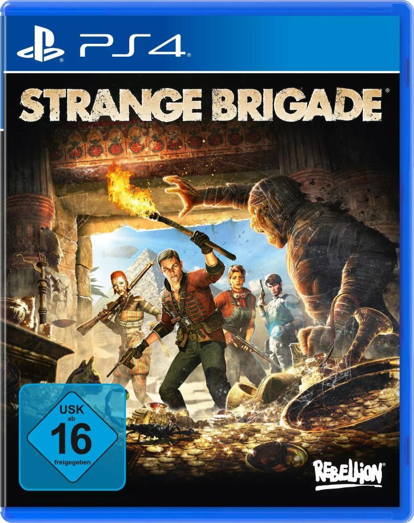 (PS4) Strange Brigade (Amazon Prime)