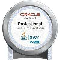 Oracle Certified Java SE 11 Developer | Schulung + Prüfung