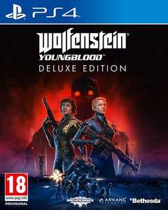 Wolfenstein: Youngblood - Deluxe Edition (PS4, PEGI)
