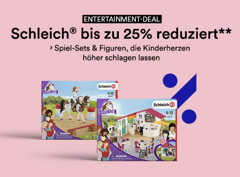 Schleich -25% Thalia KLUB Vorteil