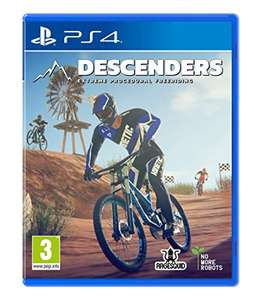 Descenders (PS4, Metascore 75)