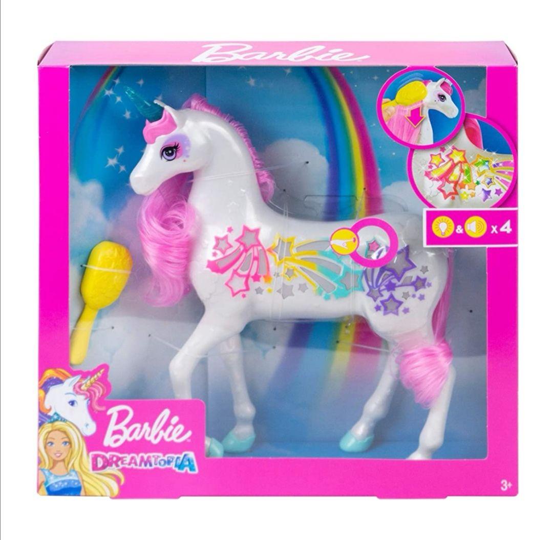 Barbie Dreamtopia Regenbogen Einhorn
