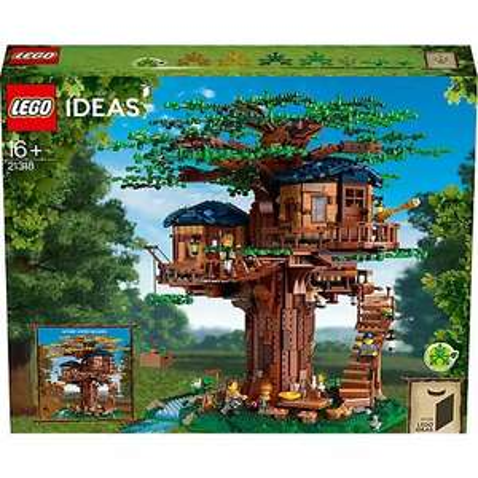 LEGO Ideas 21318 - Baumhaus