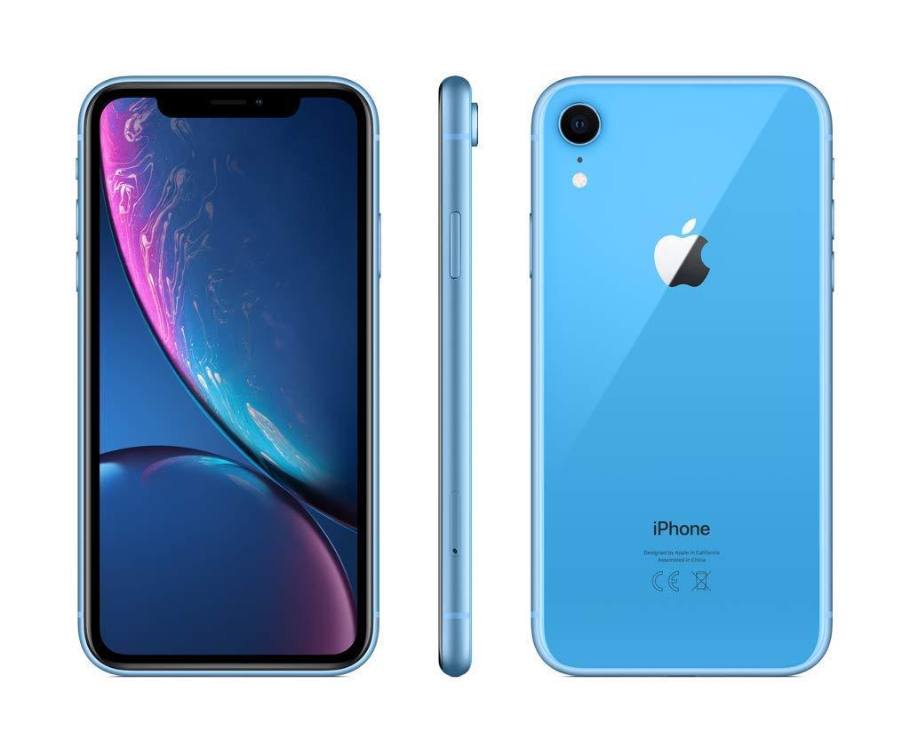 Apple iPhone Xr 64GB blau [Real]