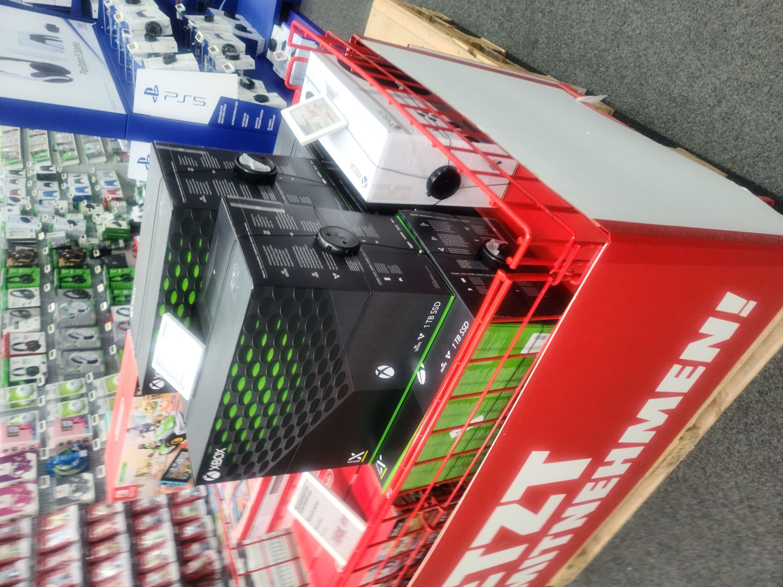 Xbox Series X [Lokal][Mediamarkt Erlangen]