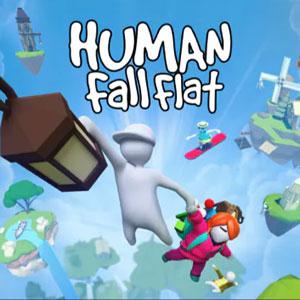 Human Fall Flat (+2 weitere Spiele) [PSN, PS+]