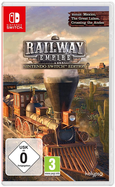 [Prime] Railway Empire (Nintendo Switch)
