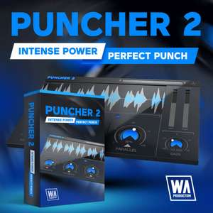 [Samples/VST] Puncher 2 + Tropical House Mega Pack