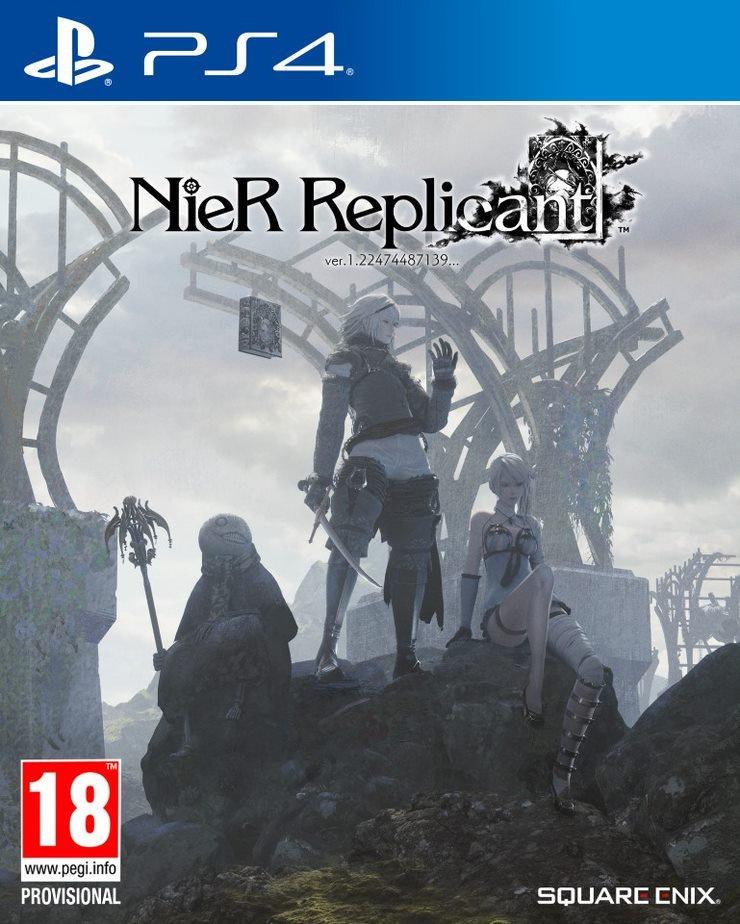 NieR: Replicant (Playstation 4 / PS4 / Xbox One) für 44,95€ (Vorbestellung/Coolshop)