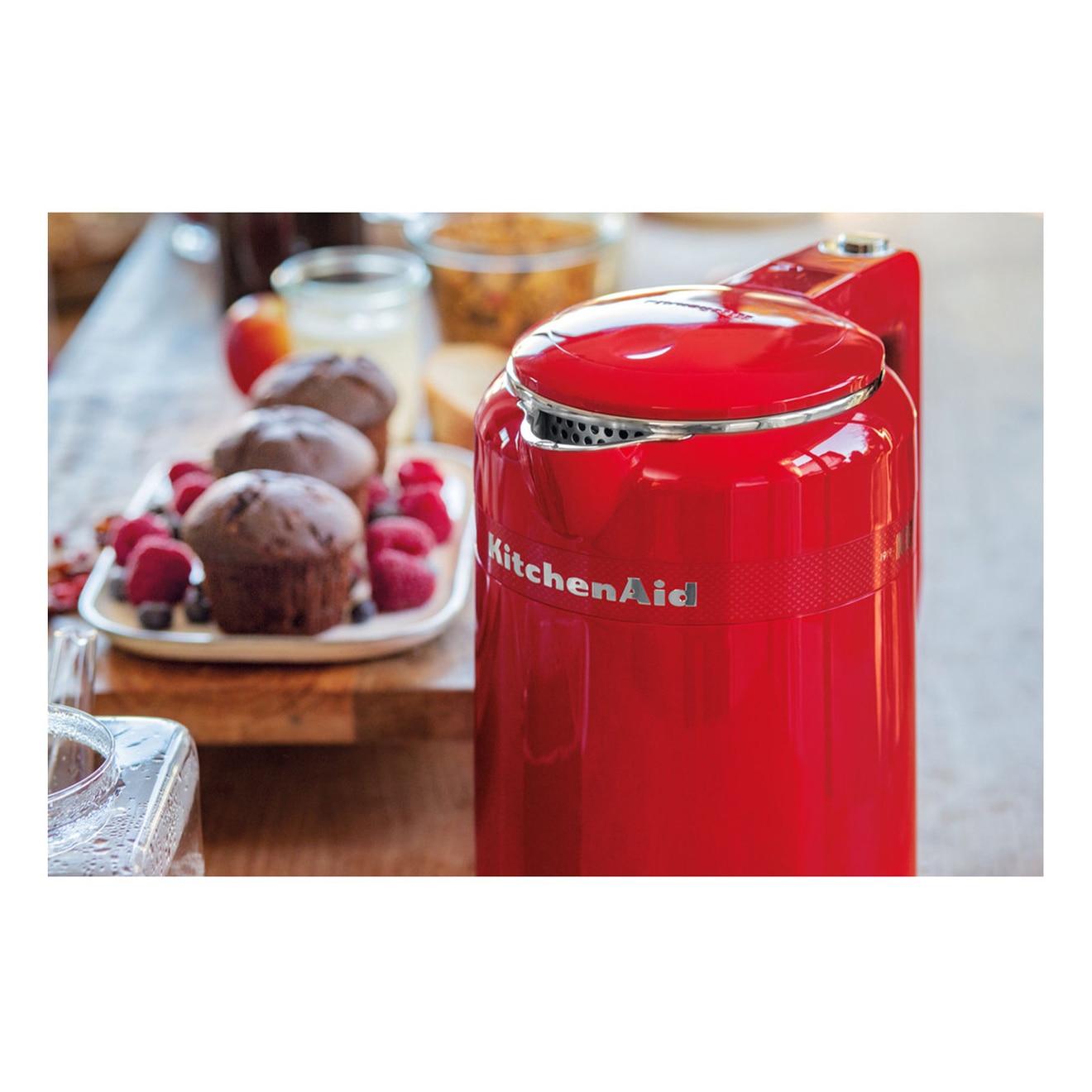 KitchenAid 5KEK1565 Queen of Heart Wasserkocher mit 2400 Watt für 1,5 Liter