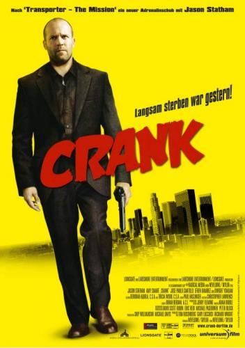 Crank (Blu Ray) für 7,90€ im MM
