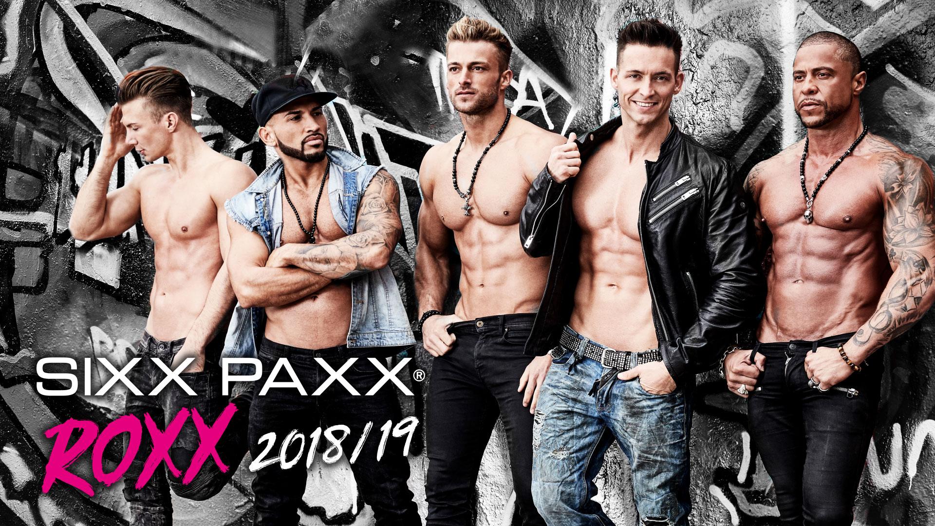 Sixx Paxx Roxx Tour live gratis / Freebie im Stream zum Weltfrauentag