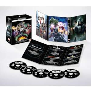 [Zavvi.de] Box-Sets im Angebot, z.B. Gotham: Die komplette Serie [Blu-ray]