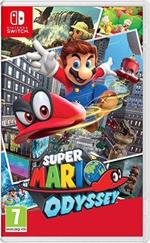 Super Mario Odyssey - Nintendo Switch für 39,99€ + Vsk