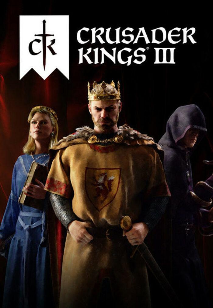 Crusader Kings III (Steam Key, Win/Mac/Linux, englischer Ton, multilingualer Text, Sammelkarten, Metacritic 91/8.5)