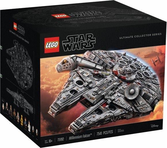 LEGO Star Wars - Millennium Falcon (75192)