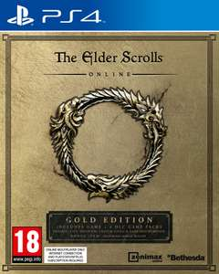 The Elder Scrolls Online, Gold Edition, PlayStation 4, !UK Version!