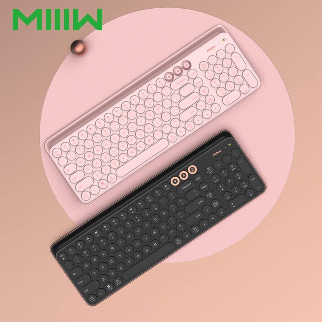 MIIIW Kabellose Bluetooth-Tastatur - @Aliexpress