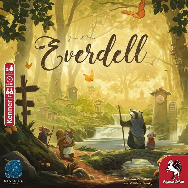 Everdell (Brettspiel / Gesellschaftsspiel) - Vorbestellung