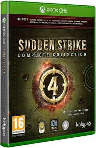 Sudden Strike 4: Complete Collection - Xbox One