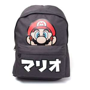 Nintendo Mario Japanese Backpack, Rucksack