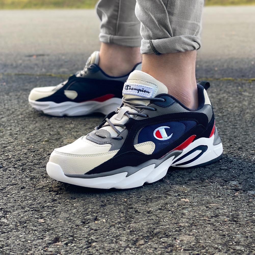 Champion Tampa Low Top Herren Sneakers (Größen 40 bis 47)