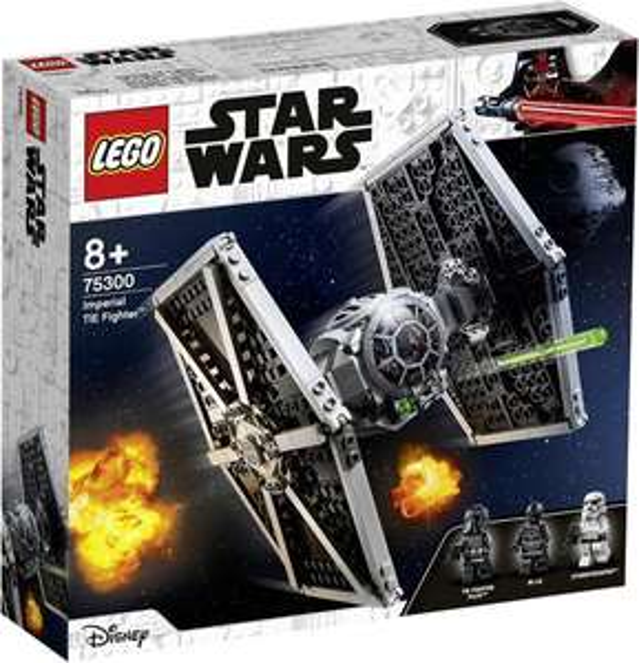 LEGO Star Wars - Imperial TIE Fighter (75300)