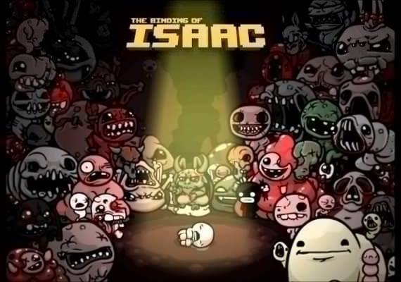 Gamersgate: The Binding of Isaac DRM frei für 1€