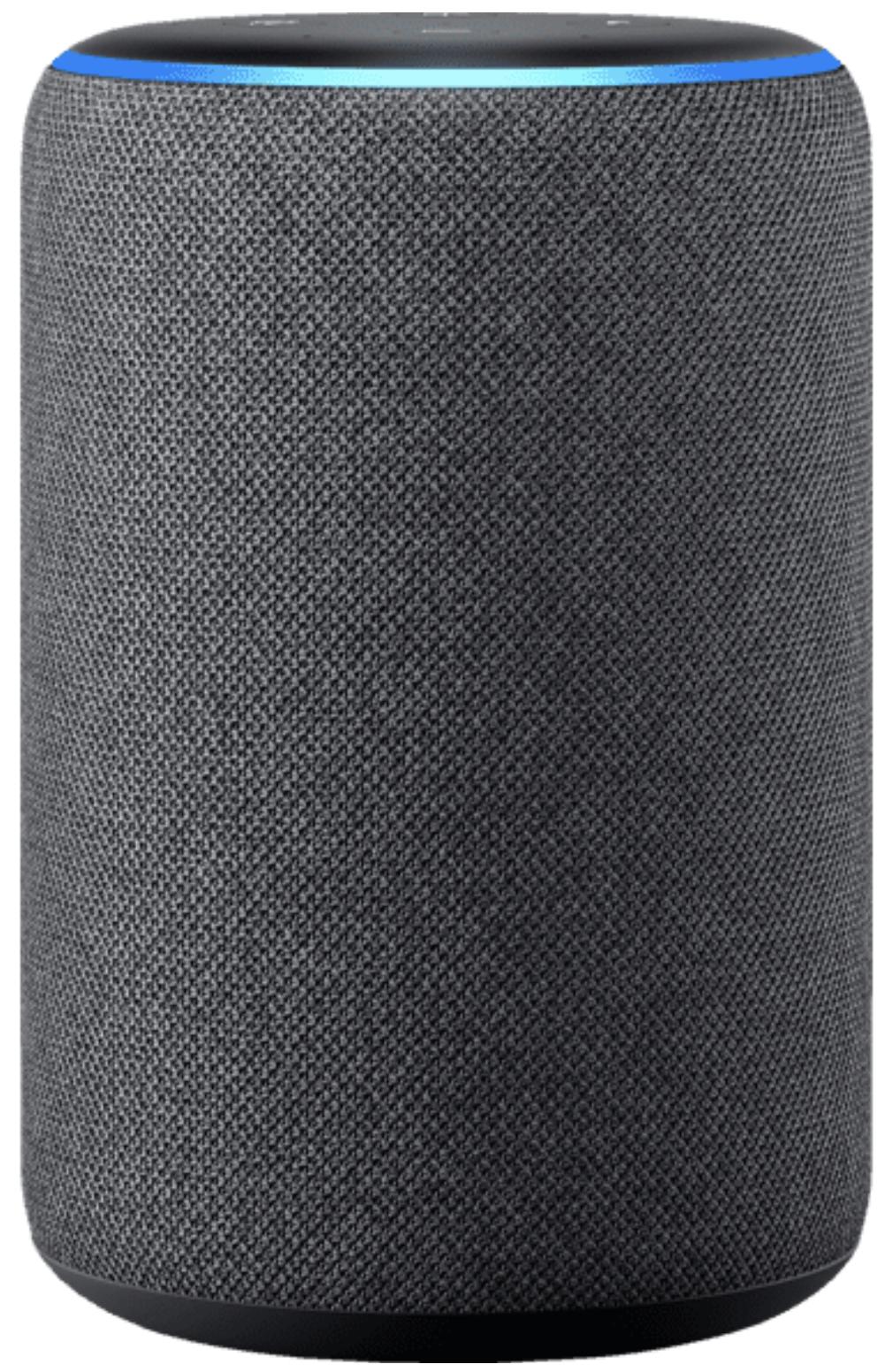 Wieder verfügbar: Amazon Echo (3. Generation) für 49€ inkl. Versandkosten