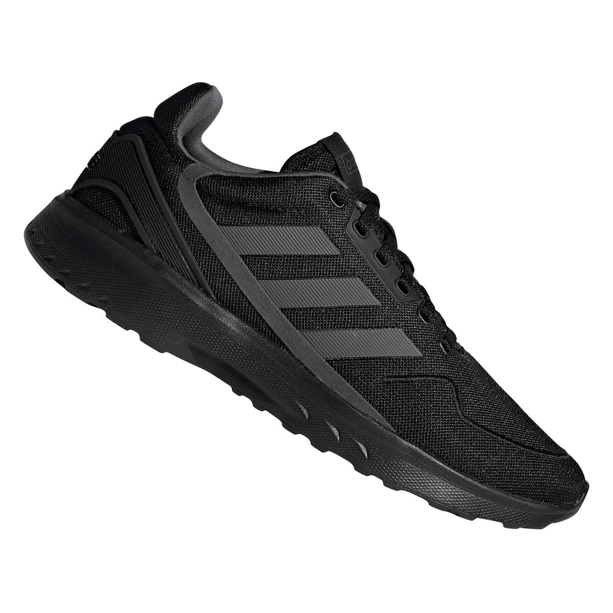 adidas Schuh Nebzed schwarz (Größen 42 2/3 bis 47 1/3)