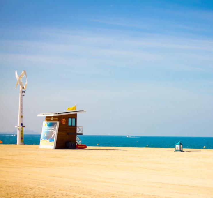 Dubai: 6 Nächte im 5* Hotel + Nonstop Emirates Flüge + Zug zum Flug ab 273€ p.P. (von Frankfurt, Hamburg,...)