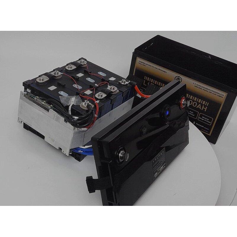 LiFePO4 12V 100Ah Lithium-Akku für Wohnmobil oder Solaranlagen