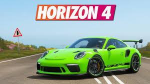 Kostenloser 2019 Porsche 911 GT3 RS in Forza Horizon 4 XBox/ Windows