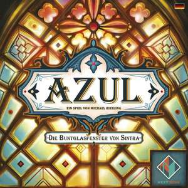 (Österreich) Brettspiel: Azul, Die Buntglasfenster von Sintra