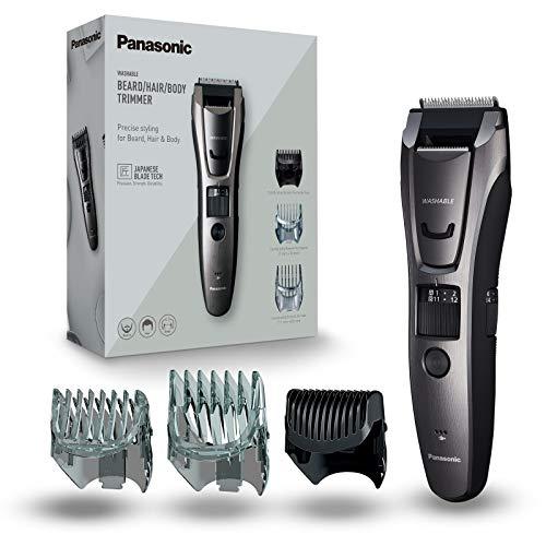Panasonic Bart-/ Haarschneider ER-GB80 (Mit 39 Schnittstufen, Inkl. Präzisions-Trimmer) [Amazon]