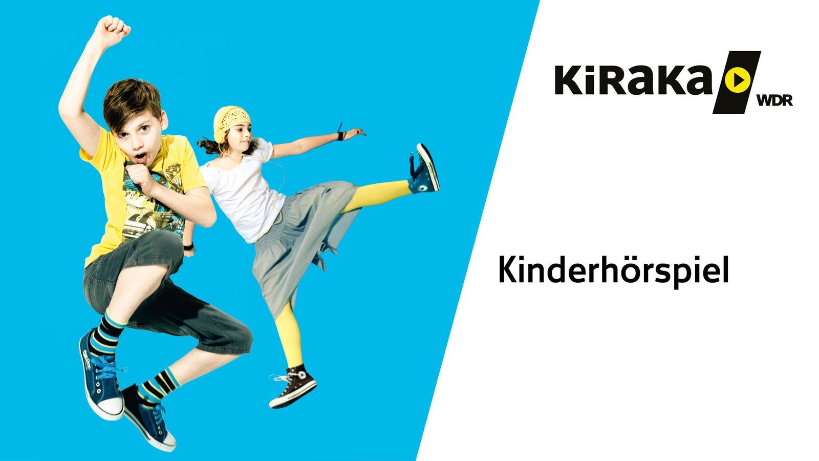Gratis | KiRaKa - Kinderhörspiele im WDR z.B. Kicheritis - Anstecken erlaubt!
