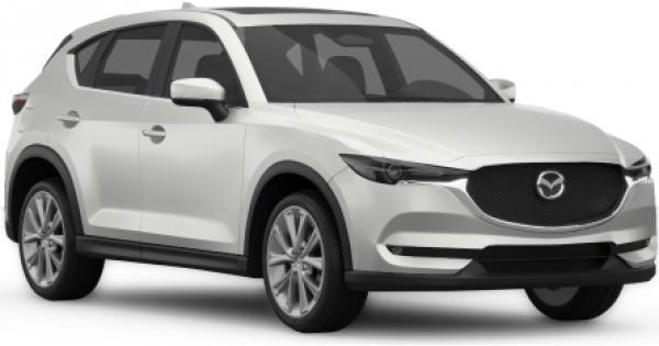 Privatleasing: Mazda CX-5 Skyaktiv-G Prime Line mit 165PS in Pur-Weiß für 189€ mtl. – LF 0,76