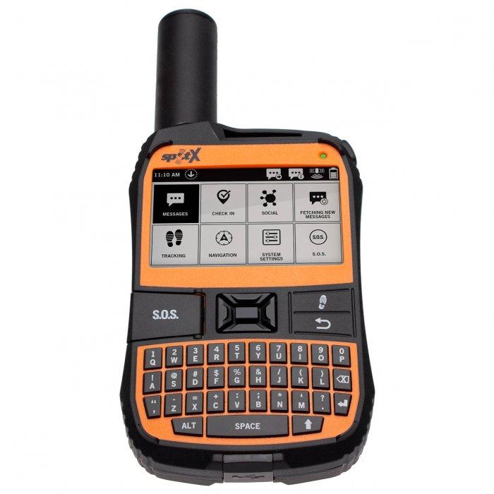 Weltweiter 2-Wege-GPS-Messenger: 25€ auf Gerät und 25% auf Aktivierung| Tracking, unbegrenzt OK-SMS, Facebook/Twitter Integration, 240h Akku
