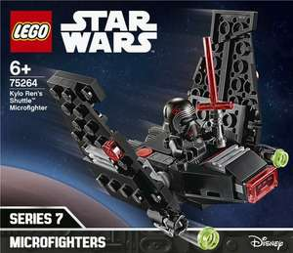 75264 LEGO® STAR WARS™ Kylo Rens Shuttle™ Microfighter [Abholung]