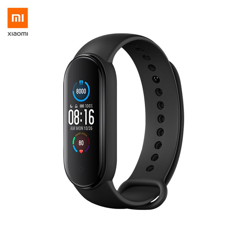 Xiaomi Mi Band 5 Fitnesstracker für 22,99€ ; Versand aus Spanien
