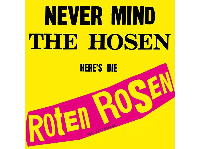 Die Roten Rosen - Never Mind The Hosen-Here's Die Roten Rosen - (Vinyl)