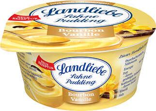 LANDLIEBE Pudding Sahne-, Vollmilch- oder Grießpudding, versch. Sorten